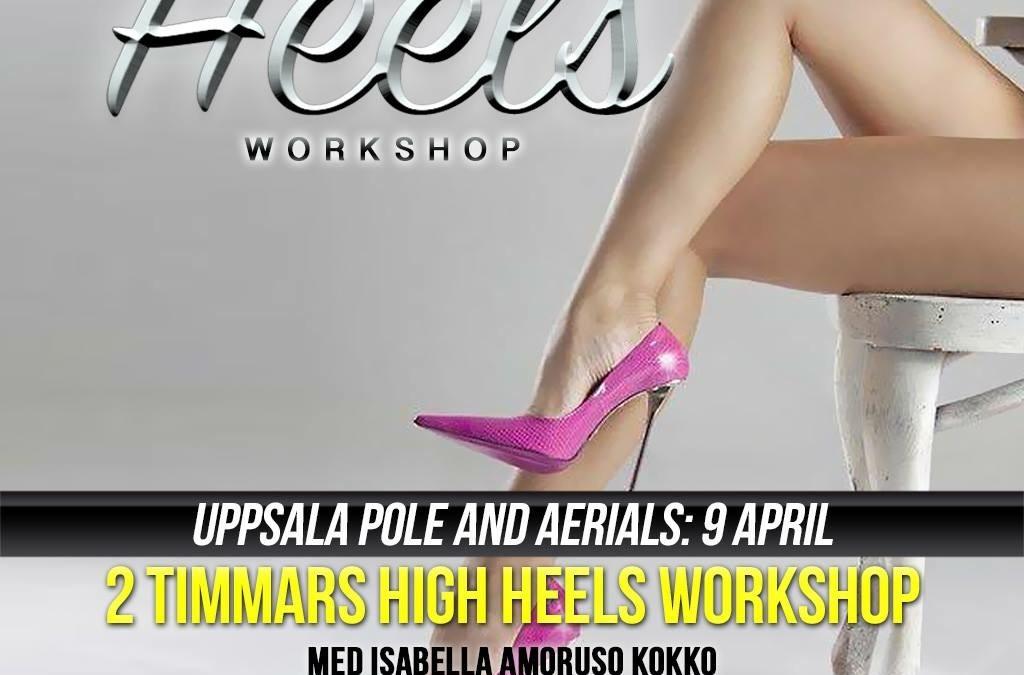 High Heels med Isabella Amoruso Kokko